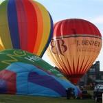 Hot Air Balloning - Birr Castle