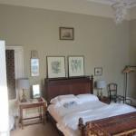 Adamnan lodge, 3 bedroom 1 has large cot