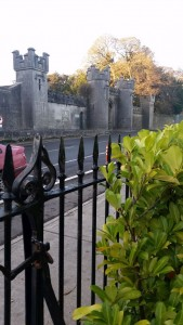 5  Castle Gates from Adavnan Lodge
