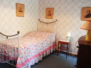 Bothy single bedroom