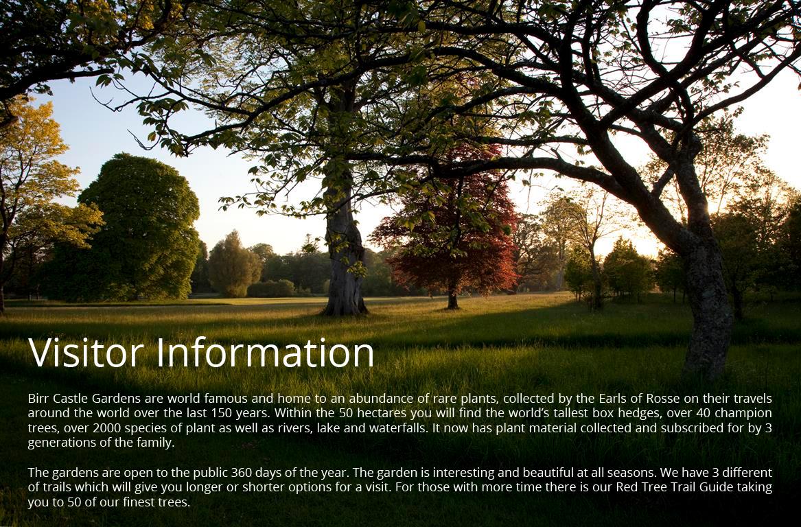 Birr Gardens Membership