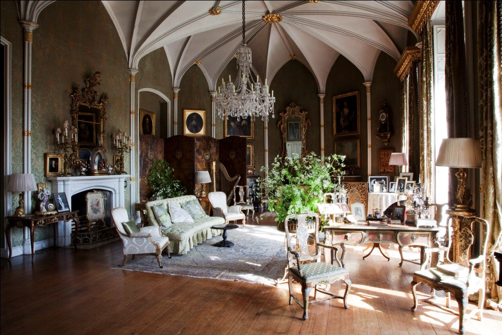 Exclusive hospitality at birr castle birr castle for Country garden designs ireland