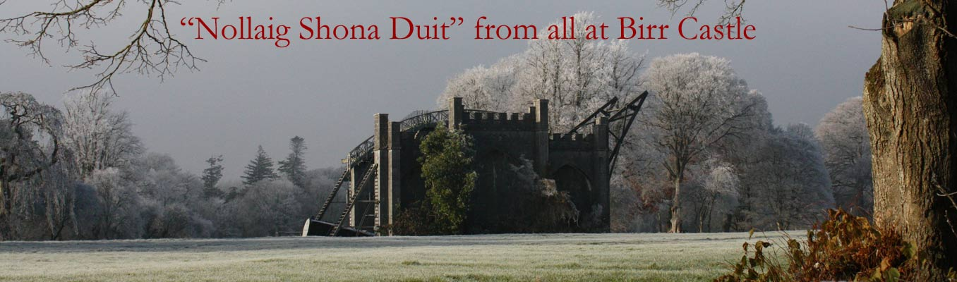 Christmas at Birr Castle