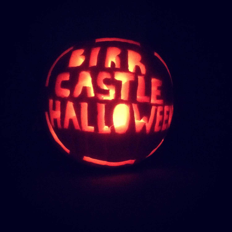 Halloween at Birr Castle