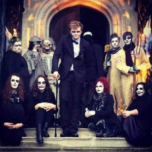 Spooky Halloween at Birr Castle