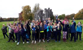 Birr Castle Clubs and Groups Rocket Launch