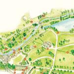 Plan Your Visit to Birr Castle Map