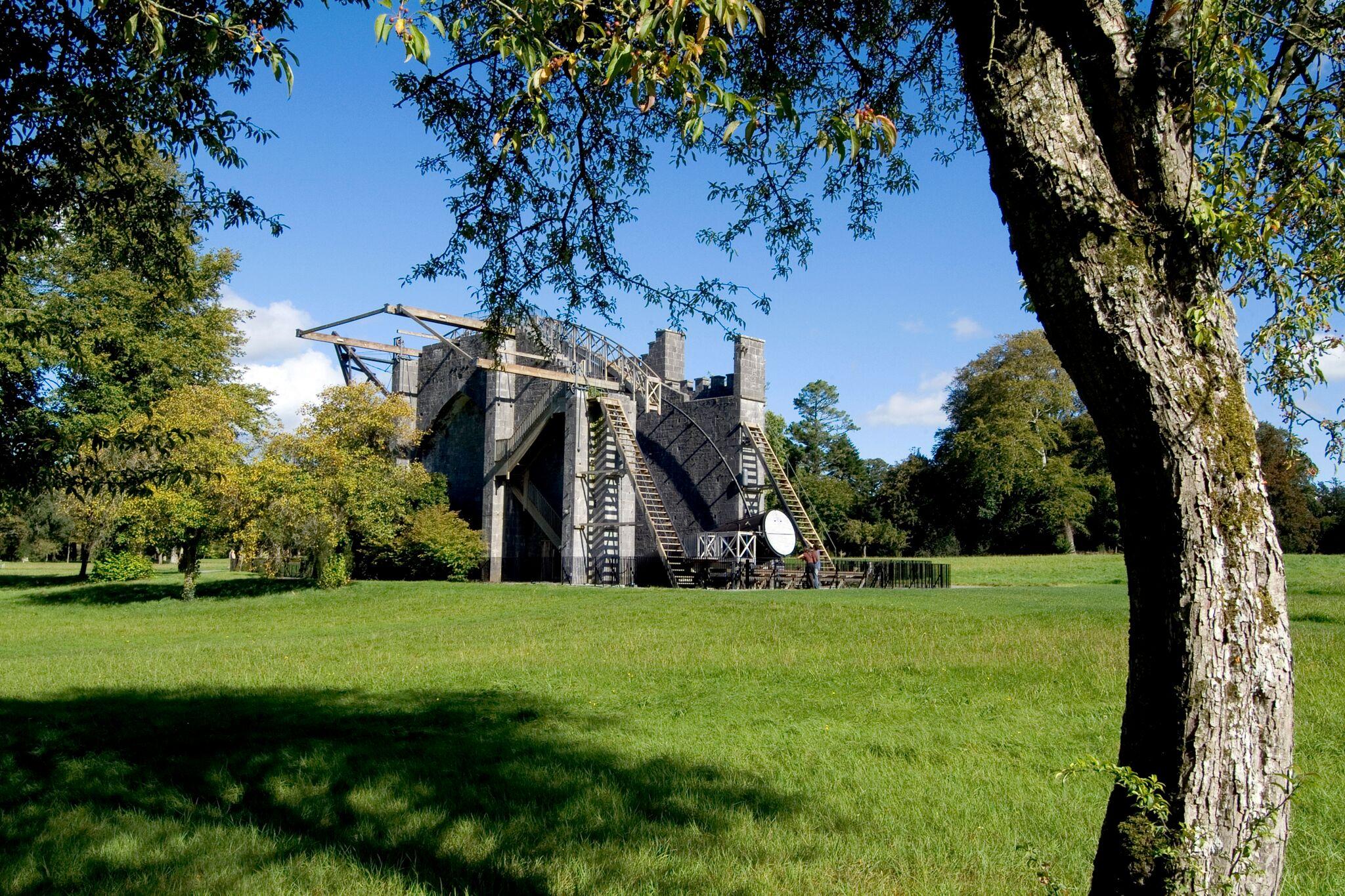 Primary The Great Telescope, Birr Castle